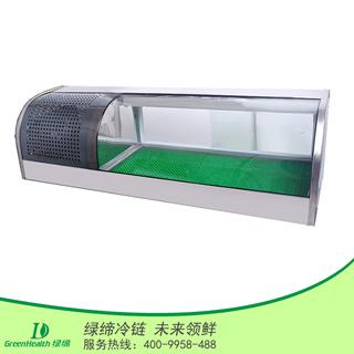 1.2米单层寿司冷柜