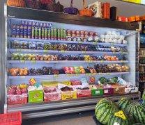 风幕柜水果柜保养小技巧