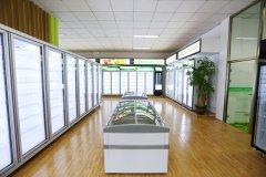商超冷柜排水孔堵住了怎么办?