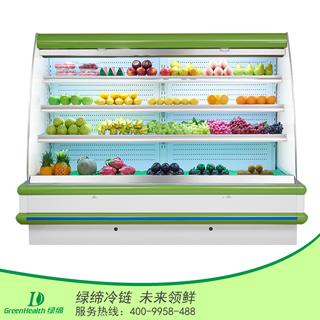 2米欧款外机水果柜