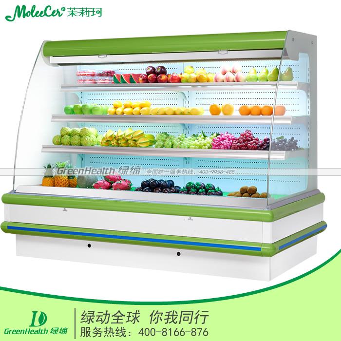 绿缔冷柜纯铜管制作