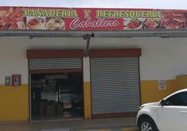 巴拿马面包店购置展示冷柜及面包柜案例